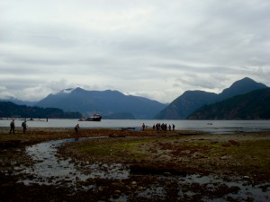 The TALONS in Howe Sound